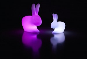Krzesło _ lampa RABBIT Chair Qeeboo LED